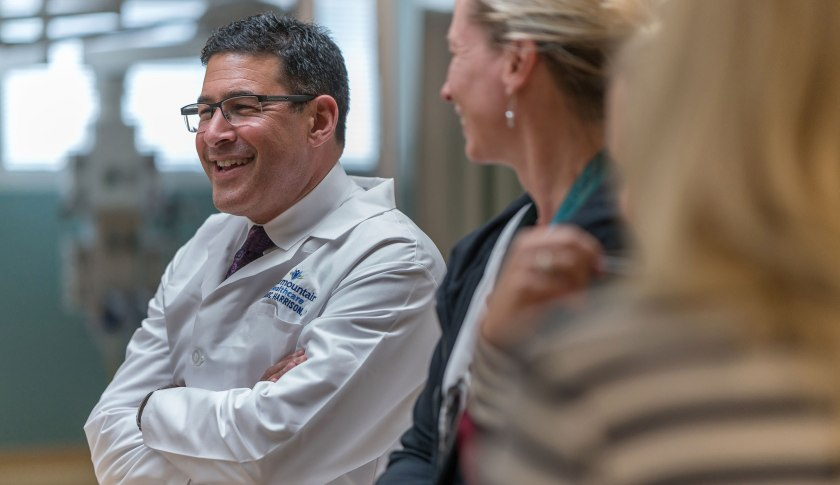 Intermountain CEO Named Among 'World's Greatest Leaders'