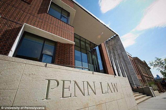Penn Renames Law School for Record Gift