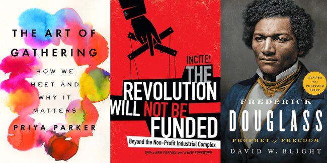 Fundraising Books for 2020